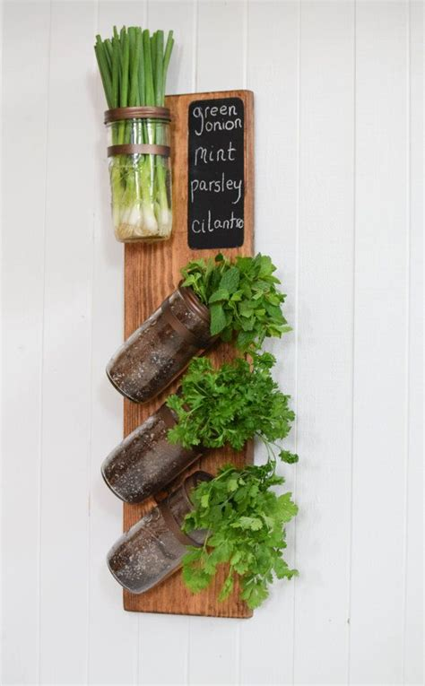 Indoor Vertical Herb Garden by Best 25 Herb Planters Ideas On Vertical