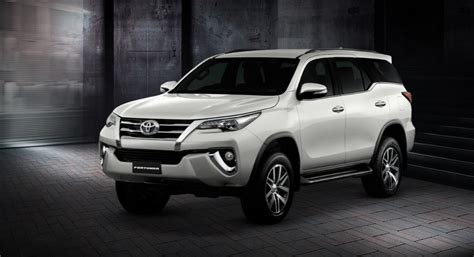 toyota thailand toyota fortuner generasii 2 release date price and specs