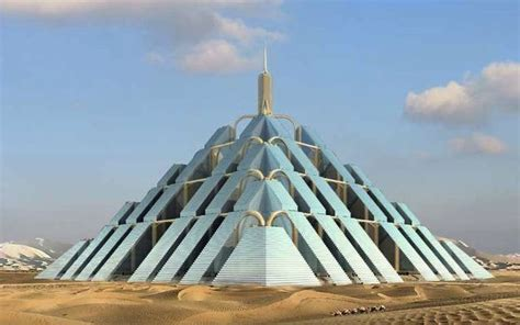 lush high tech ecotopias  today  tomorrow pyramids