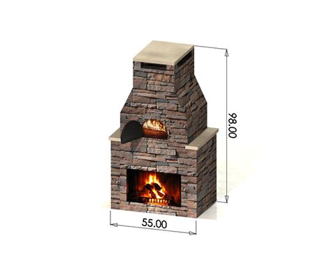 Kamin Mit Backofen by Outdoor Pizza Oven With Fireplace Search