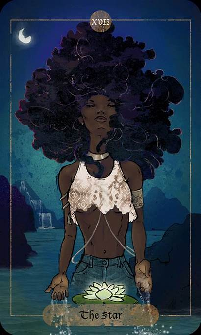 Tarot Cards Card Afropunk Afro Edition Artist