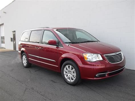 chrysler town country dr wgn touring mini van