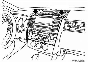 My 2007 Nissan Versa Has A Factory Installed Cd Changer Wiring Diagram