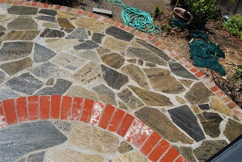 would you seal flagstones