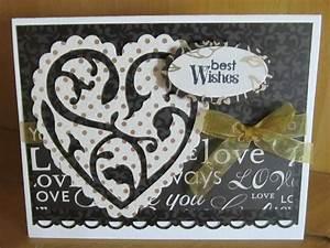 cricut wedding card ps i love you With wedding cards using cricut cartridges