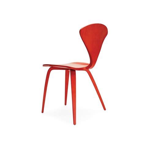 chaise cherner side chair chaise cherner silvera