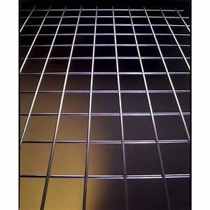 Treillis Soudé Maille 10x10 : panneau de structure st25cs 3 x 2 4 m leroy merlin ~ Dailycaller-alerts.com Idées de Décoration