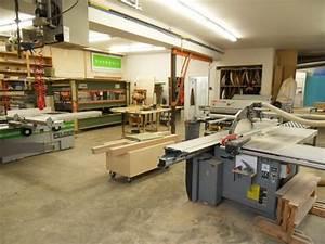 A look inside Gregor Bruhn's workshop
