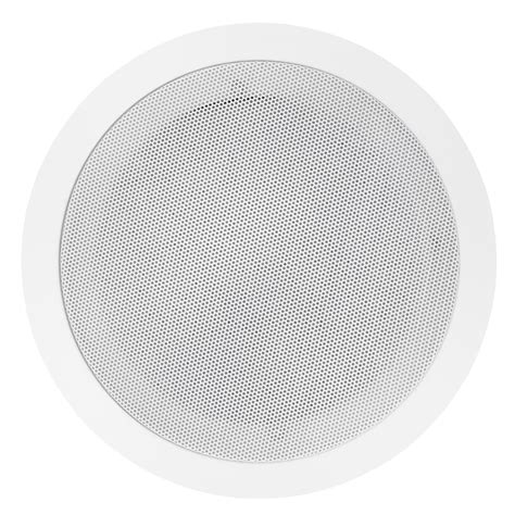 4 Zone 8 Speaker Pack With 65 Inch In Ceiling Speakers