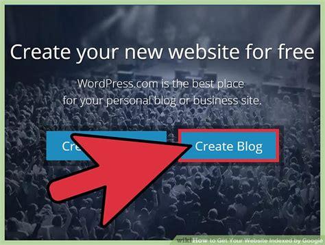 How Get Your Website Indexed Google Steps