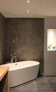 Beton Cire Bad : betonlook badkamer i love my interior ~ Indierocktalk.com Haus und Dekorationen