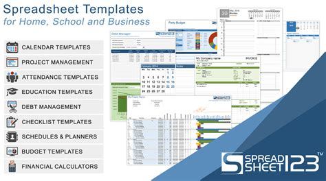 business templates  excel  word