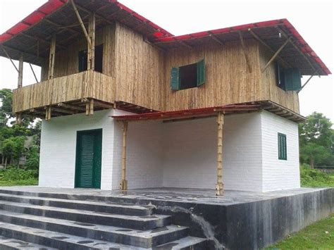 earth built clinic  faridpur