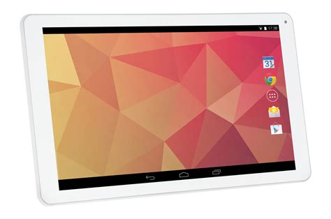 tablette de cuisine tablette tactile it works tm1008 4216539 darty