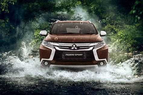 Mitsubishi Pajero Sport 4k Wallpapers by Mitsubishi Pajero Sport 2019 Harga Konfigurasi Review