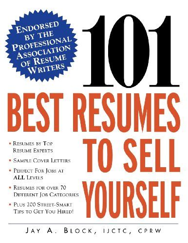 Ways To Sell Yourself In A Resume by 6 101 Best Resumes To Sell Yourself