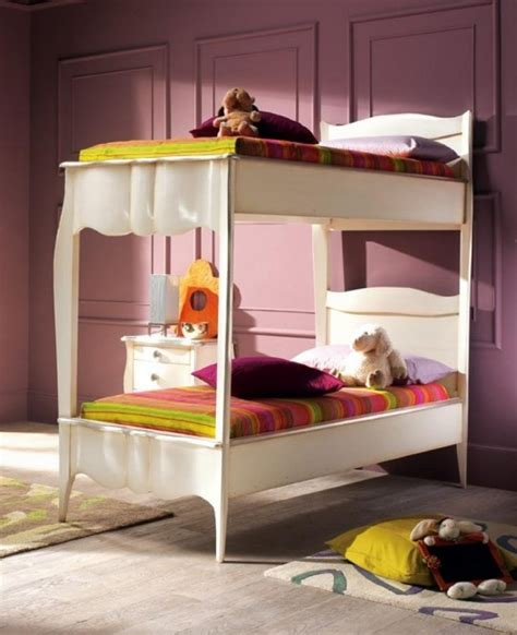 10 Awesome Girls' Bunk Beds  Decoholic. Powder Room Decorating Ideas. Game Room In House. Over The Stove Microwave. Pops Nursery. Modern Bathroom Vanity Lighting. Craftsman Kitchen Cabinets. Rustic Modern Chandelier. Stainless Steel Cabinet Pulls