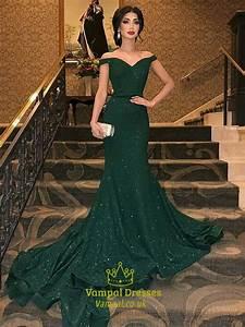 emerald green mermaid the shoulder sweep brush chapel