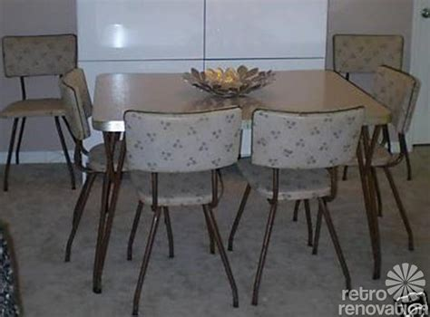 retro kitchen table and chairs canada retro dinette set images retro kitchen decor on