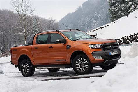 Ford Ranger Double Cab Specs  2015, 2016, 2017, 2018