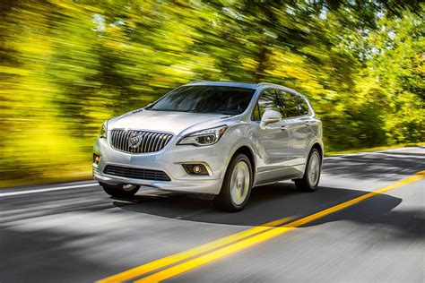 2018 Buick Envision Pricing  For Sale Edmunds