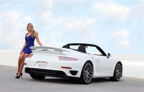 weekend eye candy porsche  cabrio  blue angel