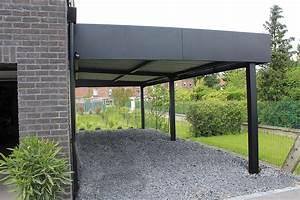 Carport En Aluminium : carports en aluminium et en bois pour voitures smf services ~ Maxctalentgroup.com Avis de Voitures