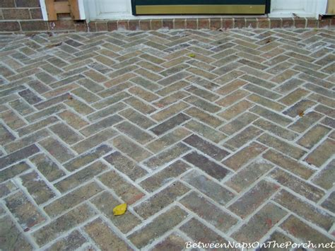 herringbone pattern brick how much does it cost to build or add on a front porch