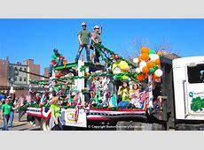 Boston Event Calendar March 2018 St Patricks Parade
