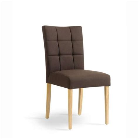 chaises s jour chaise de séjour en bois et tissu carré mobitec 4