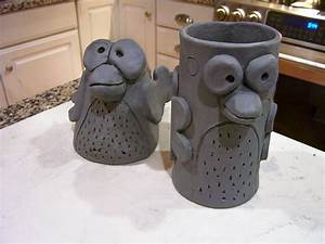 Handmade from ceramic clay slab.   Clay/Pottery Projects ...