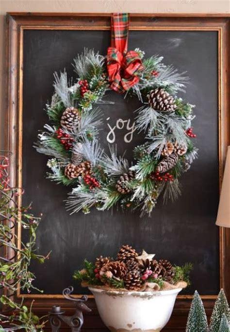 evergreen plaid decor ideas   christmas