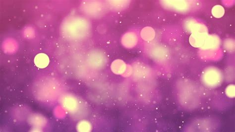 Pink Sparkle Background Pink Glitter Background With Bokeh Motion Background