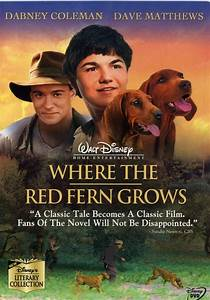Where The Red Fern Grows | Walden Media Movies | Pinterest