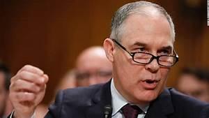 Scott Pruitt tries to soothe worries at EPA - CNNPolitics