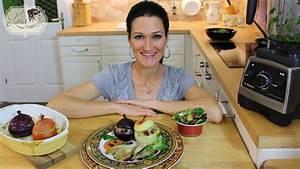 Lese Und Lebe : gef llte zwiebeln mit gebratenem chicor e dazu mango chutney und riesenbohnensalat lana ~ Orissabook.com Haus und Dekorationen