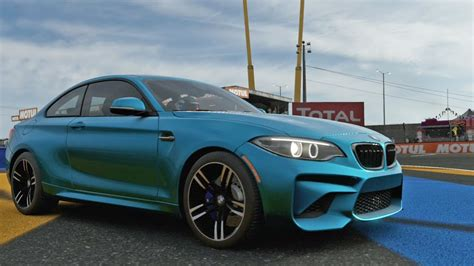 forza motorsport  bmw  coupe  test drive