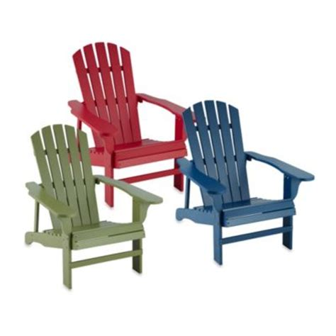 buy outdoor adirondack chairs from bed bath beyond