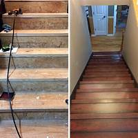how to install carpet on stairs Installing Laminate Flooring on Stairs