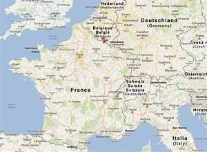 Meteo France Charleville : charleville m zi res sur la carte de france ~ Dallasstarsshop.com Idées de Décoration