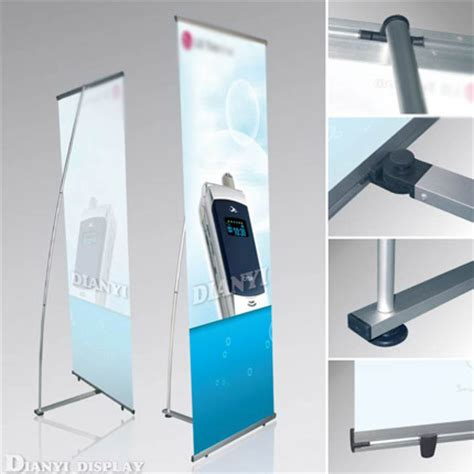 l on a stand where to buy and print a banner display stand or poster