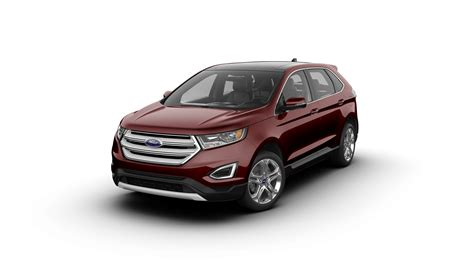 New Awd Vehicles by New 2018 Ford Edge Titanium Awd For Sale In Souderton Pa