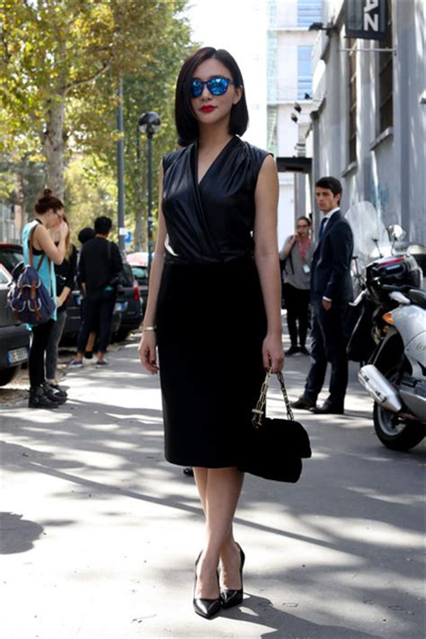 black dress  ultimate fashion trend godfather style
