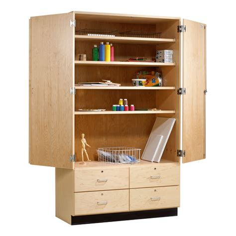 tall wood storage cabinets shain tall wood storage cabinet w drawers at