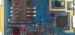 Samsung J1 J100h Power On Off Key Button Switch Jumper Ways