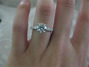 diamond rings for small fingers wedding promise With wedding rings for small fingers
