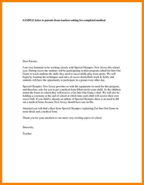teacher introduction letter  parents template