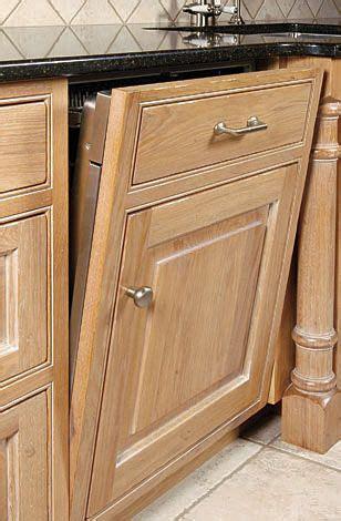 kitchen cabinet panels 1000 images about dishwasher panel on wood 2662