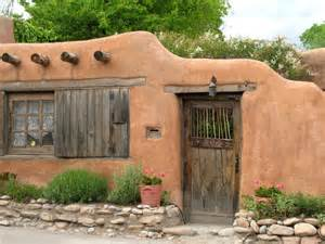 Southwestern Adobe Cottages