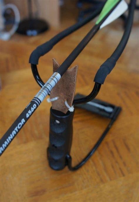 Slingbow Arrow Rests Slingshot Forum The Slingshot
